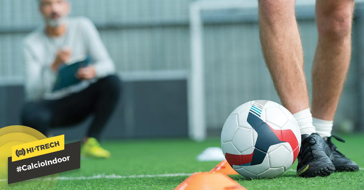 Calcio indoor: come monitorare le performance al chiuso