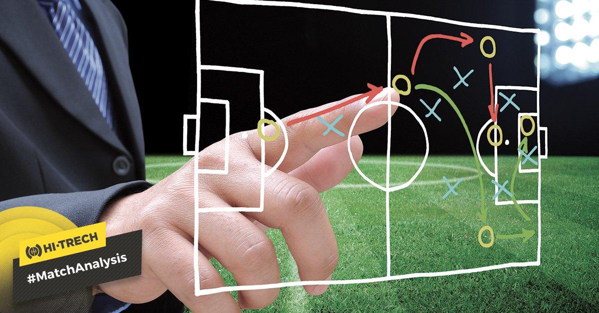 Match analysis e tracking per migliorare gli schemi di gioco
