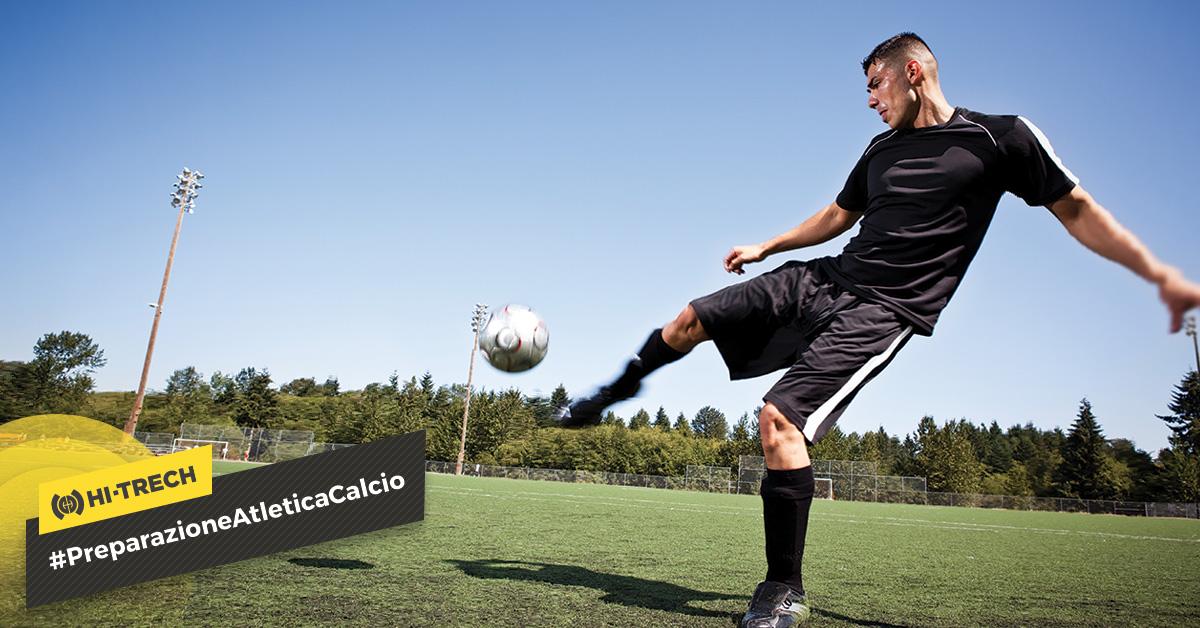 Preparazione atletica calcio per la prevenzione degli infortuni