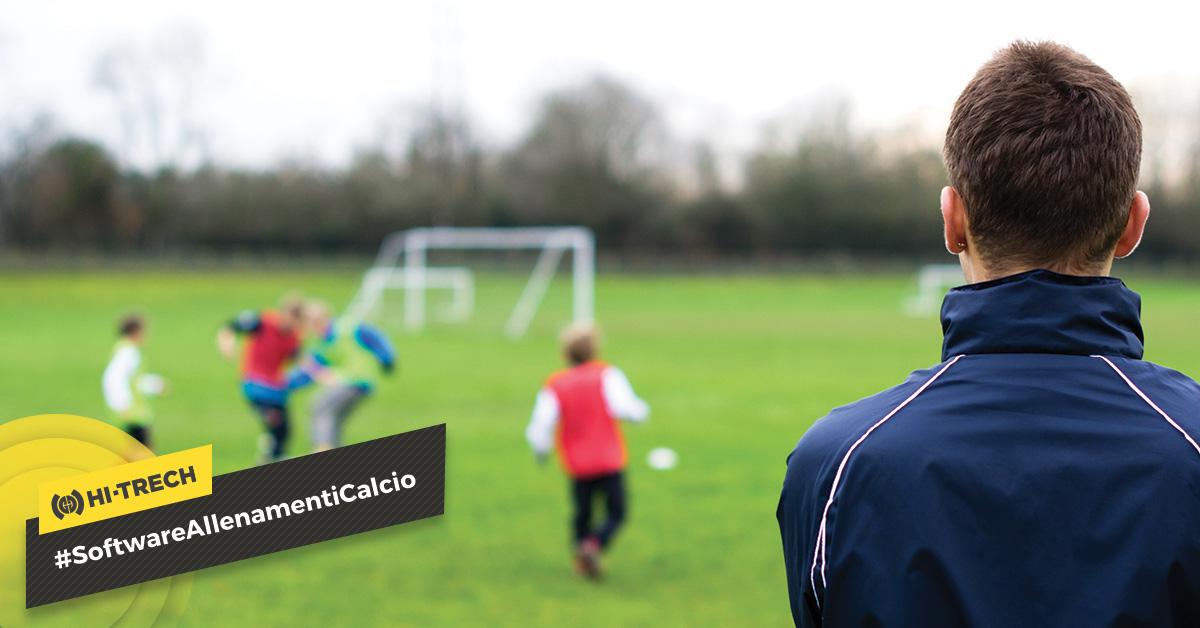 Software allenamenti calcio: come ottenere dati più precisi